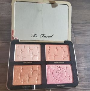 Too Faced Sweet Peach Face Palette